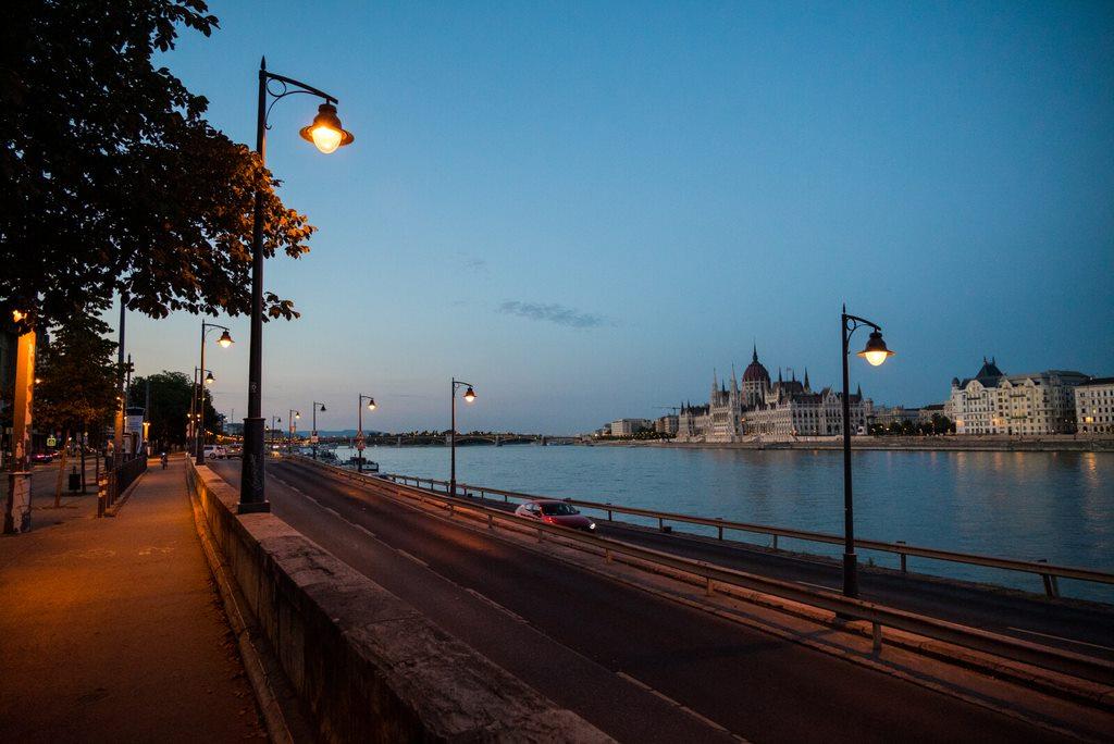 Венгрия, сентябрь 2021, Будапешт и города вокруг него