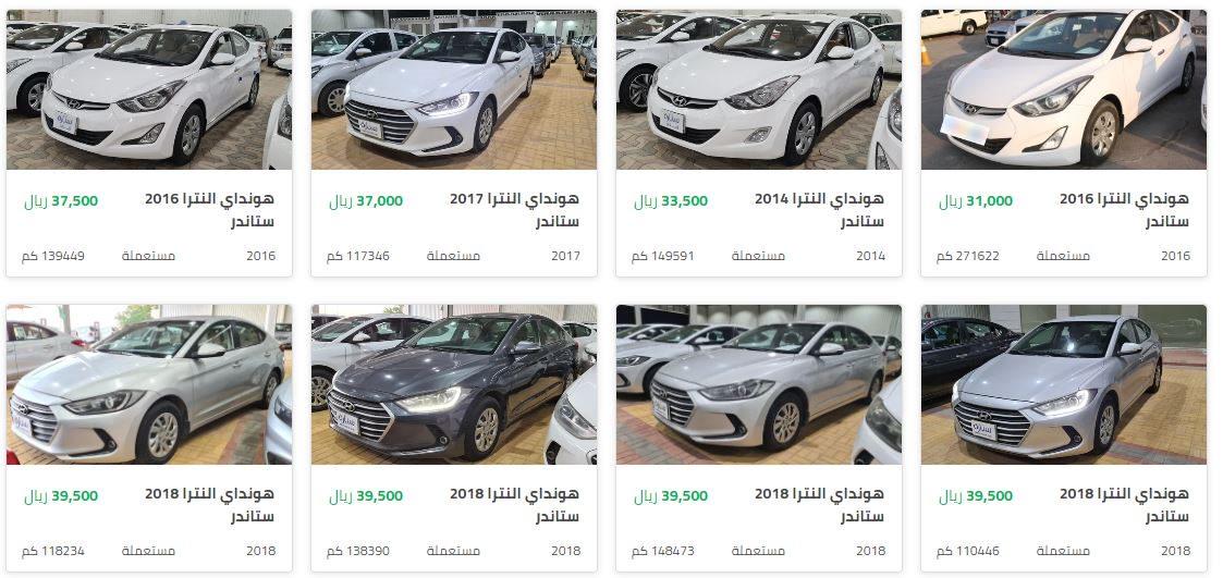 Hyundai مستعملة للبيع